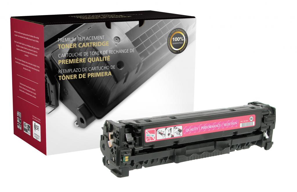OTPG Remanufactured Magenta Toner Cartridge for HP CE413A (HP 305A)