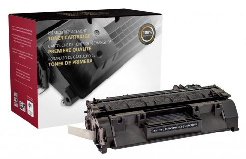 OTPG Remanufactured Extended Yield Toner Cartridge for HP CE505A
