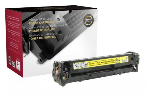 OTPG Remanufactured Yellow Toner Cartridge for HP CF212A (HP 131A)