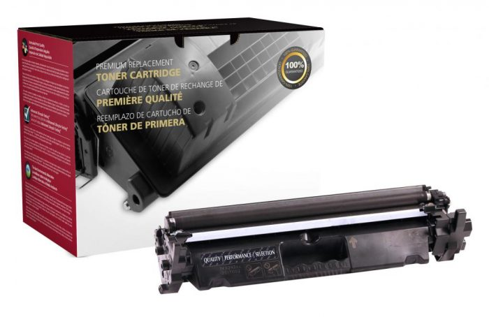 OTPG Remanufactured High Yield Toner Cartridge for HP CF230X (HP 30X)