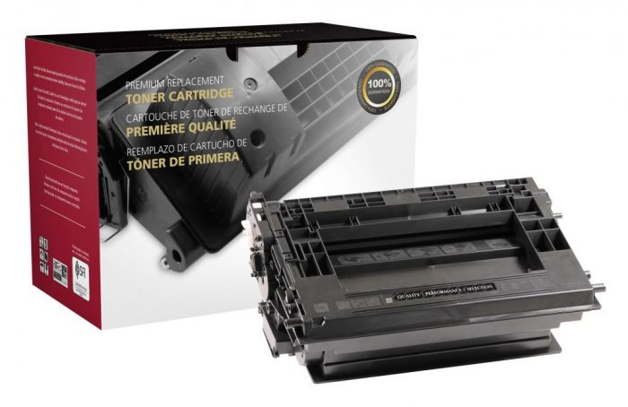 OTPG Remanufactured High Yield Toner Cartridge for HP CF237X (HP 37X)