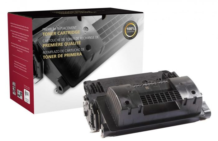 OTPG Remanufactured High Yield Toner Cartridge for HP CF281X (HP 81X)