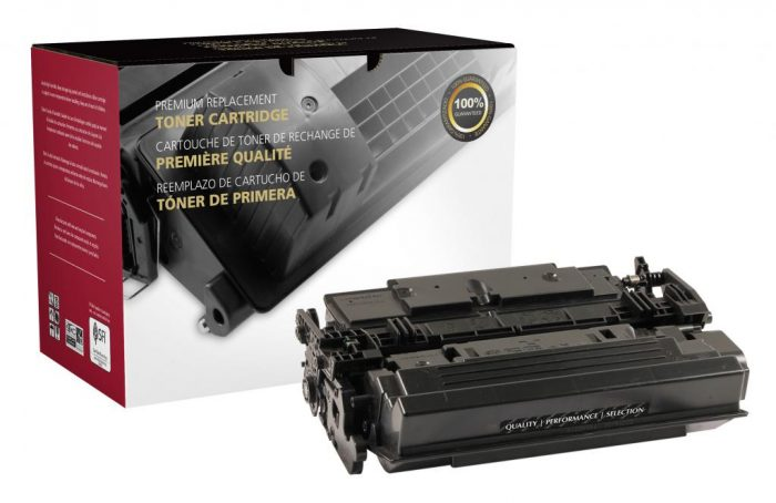 OTPG Remanufactured Extended Yield Toner Cartridge for HP CF287X