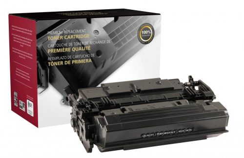 OTPG Remanufactured High Yield Toner Cartridge for HP CF287X (HP 87X)