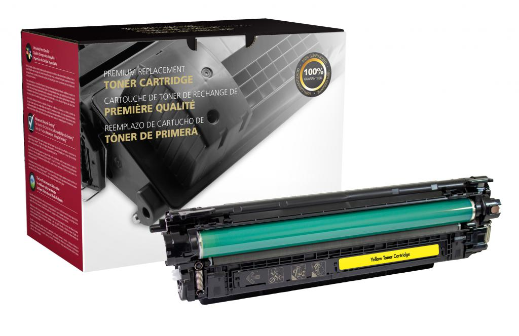 OTPG Remanufactured Yellow Toner Cartridge for HP CF362A (HP 508A)