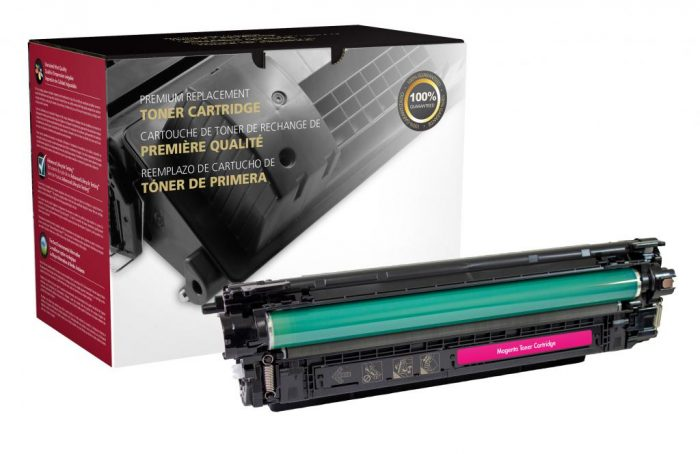 OTPG Remanufactured Magenta Toner Cartridge for HP CF363A (HP 508A)
