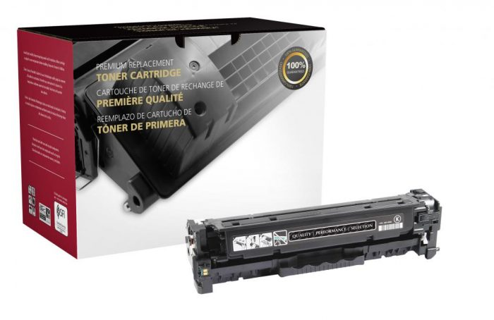 OTPG Remanufactured Black Toner Cartridge for HP CF380A (HP 312A)