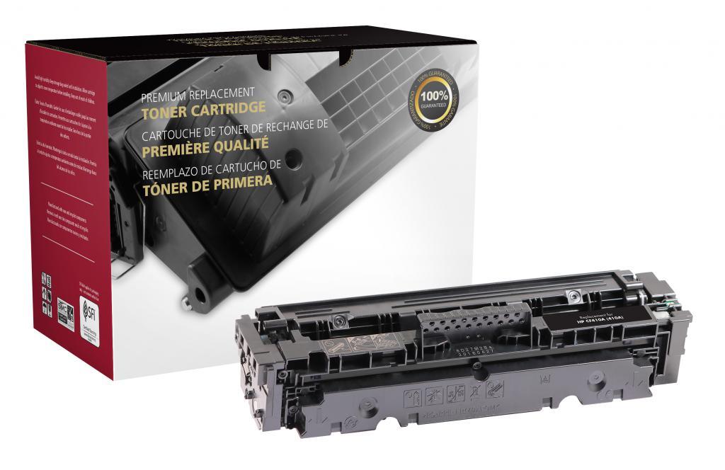 OTPG Remanufactured Black Toner Cartridge for HP CF410A (HP 410A)