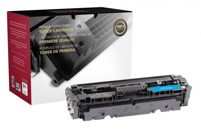 OTPG Remanufactured Cyan Toner Cartridge for HP CF411A (HP 410A)