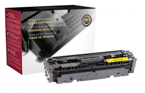 OTPG Remanufactured High Yield Yellow Toner Cartridge for HP CF412X (HP 410X)