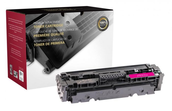 OTPG Remanufactured Magenta Toner Cartridge for HP CF413A (HP 410A)