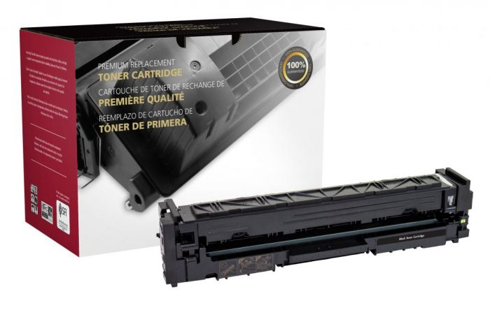 OTPG Remanufactured High Yield Black Toner Cartridge for HP CF500X (HP 202X)