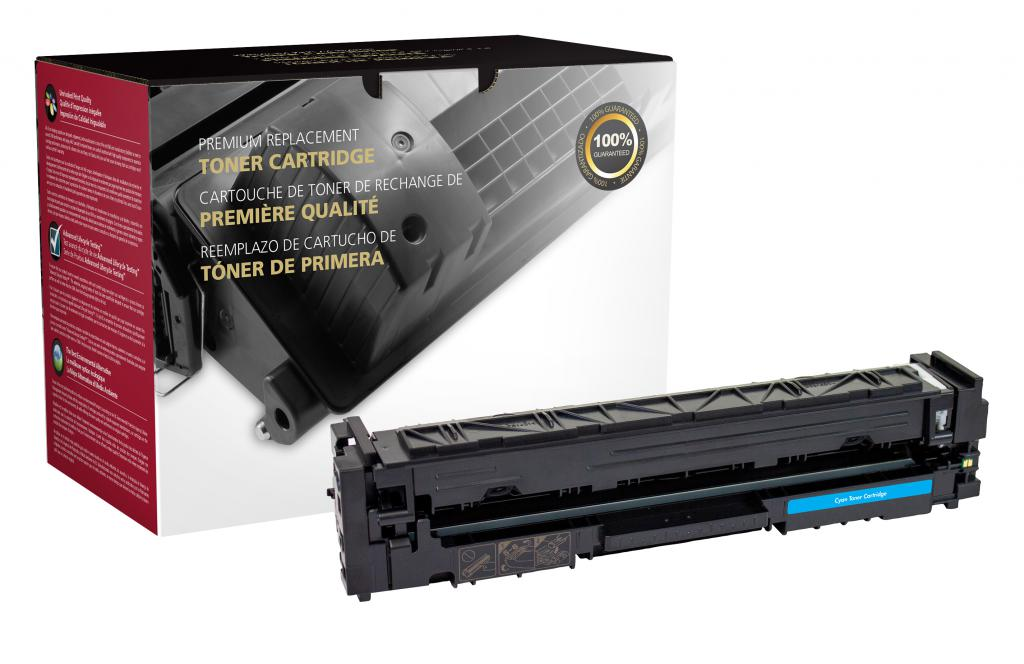 OTPG Remanufactured Cyan Toner Cartridge for HP CF511A (HP 204A)