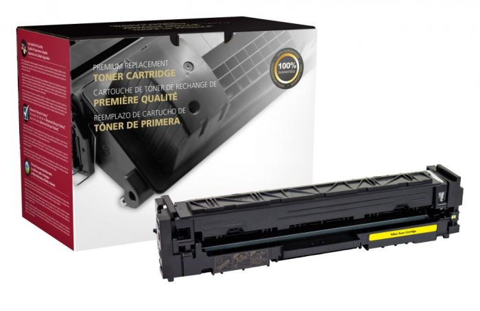 OTPG Remanufactured Yellow Toner Cartridge for HP CF512A (HP 204A)