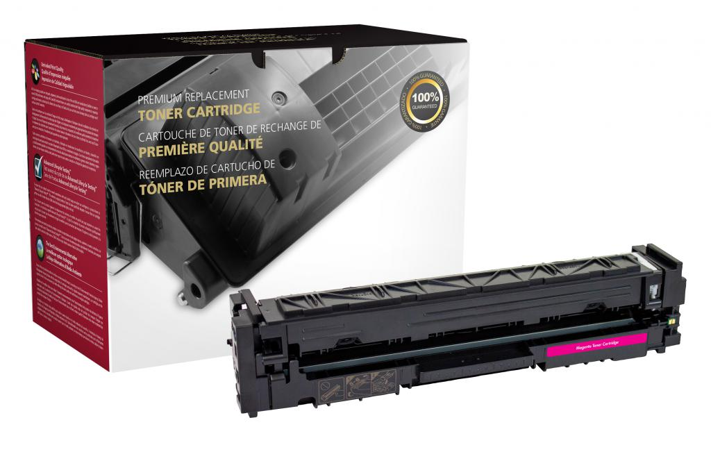 OTPG Remanufactured Magenta Toner Cartridge for HP CF513A (HP 204A)