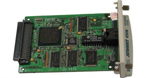 OTPG Remanufactured HP 610N Refurbished JetDirect Card