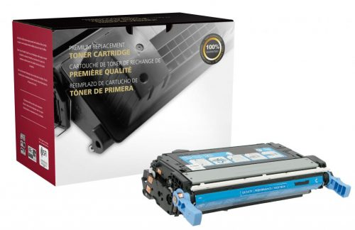 OTPG Remanufactured Cyan Toner Cartridge for HP Q5951A (HP 643A)