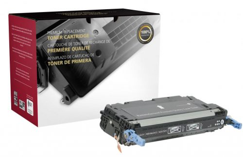 OTPG Remanufactured Black Toner Cartridge for HP Q6470A (HP 501A)