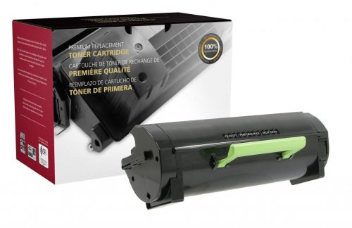 OTPG Remanufactured Toner Cartridge for Lexmark MS317/MS417/MX317/MX417
