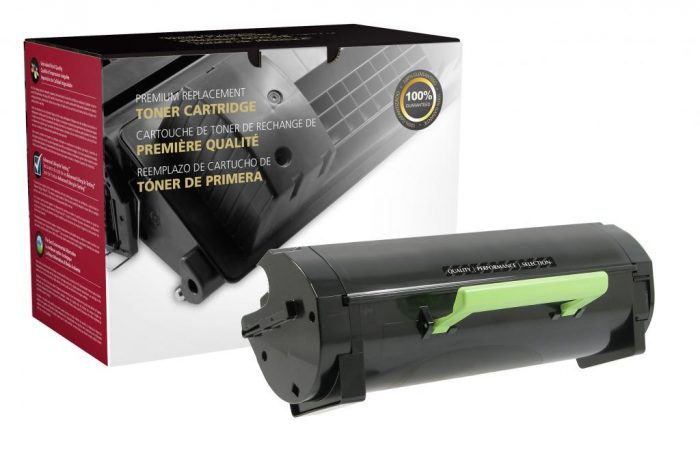 OTPG Remanufactured High Yield Toner Cartridge for Lexmark MS517