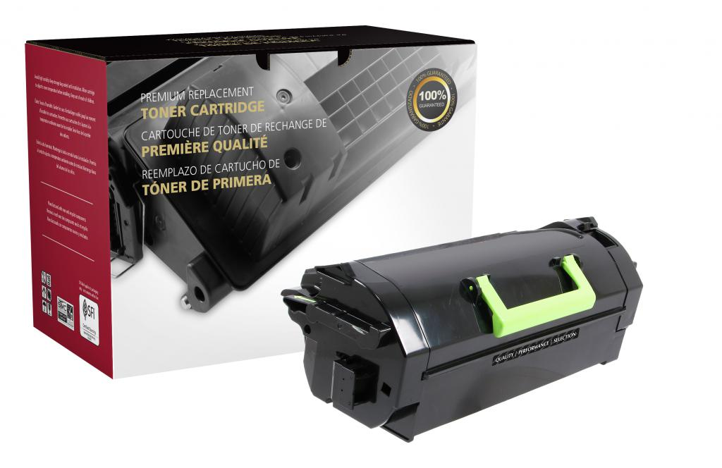 OTPG Remanufactured High Yield Toner Cartridge for Lexmark MS817