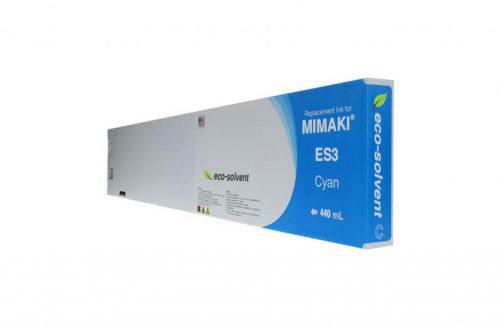 WF Non-OEM New Cyan Wide Format Inkjet Cartridge for Mimaki ES3 (SPC-0440C)