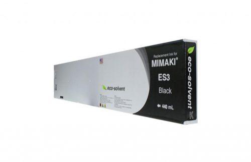 WF Non-OEM New Black Wide Format Inkjet Cartridge for Mimaki ES3 (SPC-0440K)