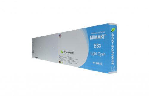 WF Non-OEM New Light Cyan Wide Format Inkjet Cartridge for Mimaki ES3 (SPC-0440LC)