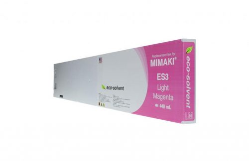 WF Non-OEM New Light Magenta Wide Format Inkjet Cartridge for Mimaki ES3 (SPC-0440LM)