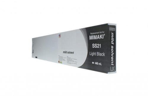 WF Non-OEM New Light Black Wide Format Inkjet Cartridge for Mimaki JV33 (SPC-501LBK)