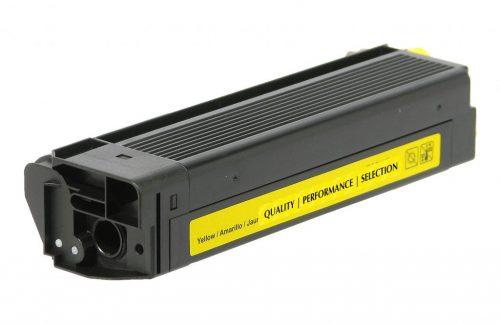 OTPG Non-OEM New High Yield Yellow Toner Cartridge for OKI 43324401/43381901