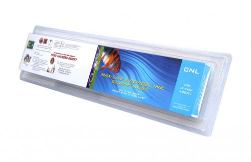 LC Non-OEM New Light Cyan Wide Format Inkjet Cartridge for Roland ESL3-4LC