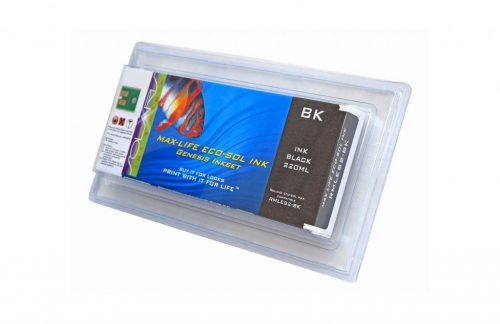 LC Non-OEM New Black Wide Format Inkjet Cartridge for Roland ESL3-BK