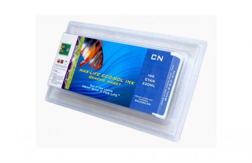 LC Non-OEM New Cyan Wide Format Inkjet Cartridge for Roland ESL3-CY