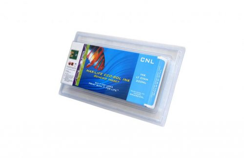 LC Non-OEM New Light Cyan Wide Format Inkjet Cartridge for Roland ESL3-LC
