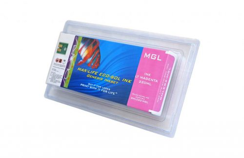 LC Non-OEM New Light Magenta Wide Format Inkjet Cartridge for Roland ESL3-LM
