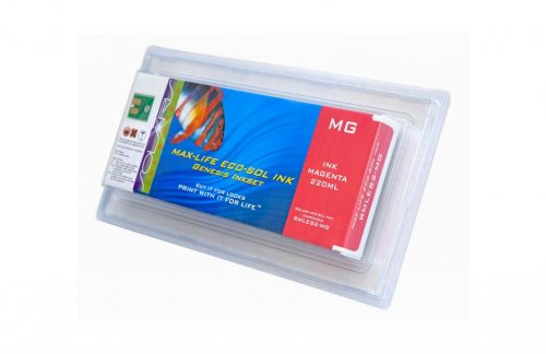 LC Non-OEM New Magenta Wide Format Inkjet Cartridge for Roland ESL3-MG