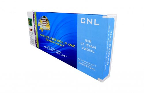 LC Non-OEM New Light Cyan Wide Format Inkjet Cartridge for Roland ESL4-2LC