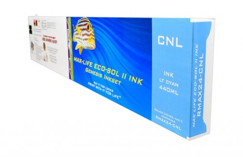 LC Non-OEM New Light Cyan Wide Format Inkjet Cartridge for Roland ESL4-4LC