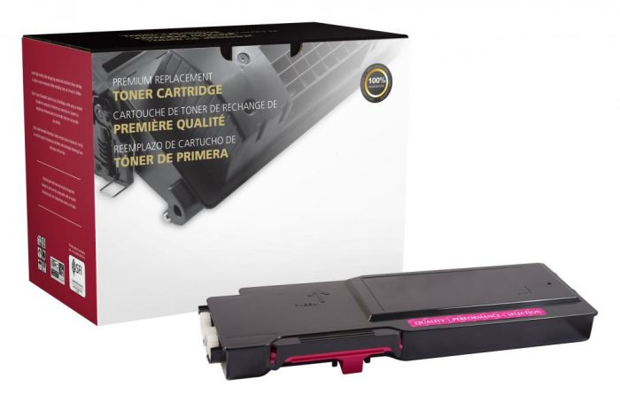 OTPG Remanufactured Extra High Yield Magenta Toner Cartridge for Xerox 106R03527