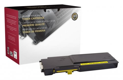 OTPG Remanufactured Extra High Yield Yellow Toner Cartridge for Xerox 106R03525
