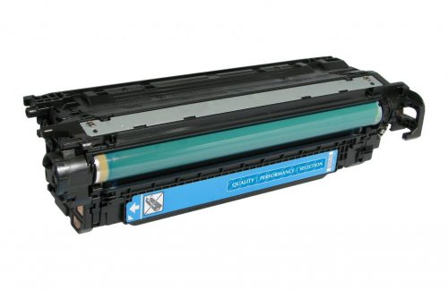 Clover Imaging Remanufactured Extended Yield Cyan Toner Cartridge for HP CE251A