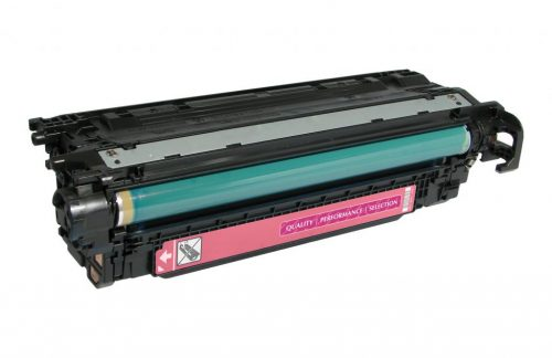 Clover Imaging Remanufactured Extended Yield Magenta Toner Cartridge for HP CE253A