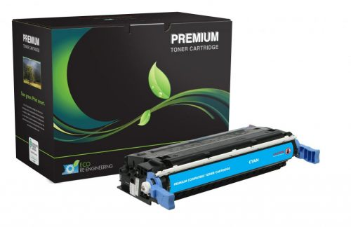OTPG Remanufactured Cyan Toner Cartridge for HP C9721A (HP 641A)