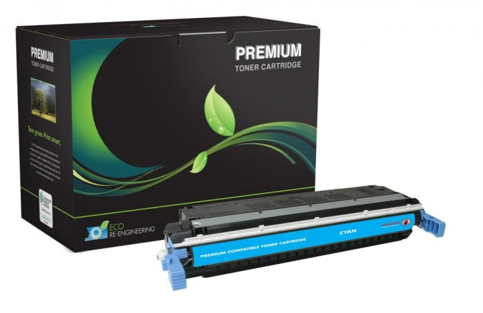 OTPG Remanufactured Cyan Toner Cartridge for HP C9731A (HP 645A)