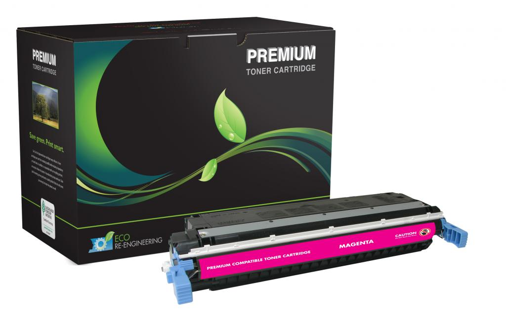 OTPG Remanufactured Magenta Toner Cartridge for HP C9733A (HP 645A)