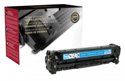 OTPG  Remanufactured Extended Yield Cyan Toner Cartridge for HP CC531A (HP 304A)