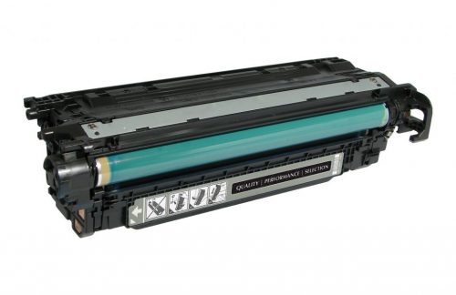 OTPG  Remanufactured Extended Yield Black Toner Cartridge for HP CE250X