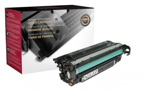 OTPG  Remanufactured Extended Yield Black Toner Cartridge for HP CE400X (HP 507X)