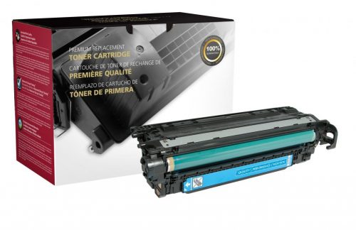 OTPG  Remanufactured Extended Yield Cyan Toner Cartridge for HP CE401A (HP 507A)